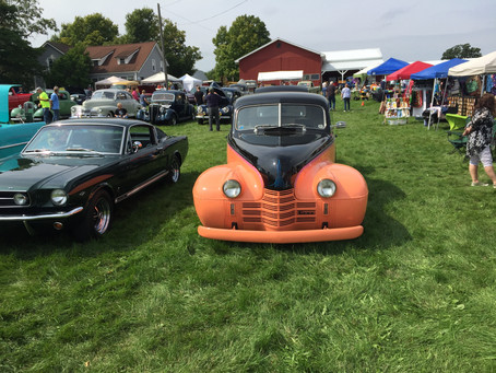 2020 Apple of Your Eye Car Show