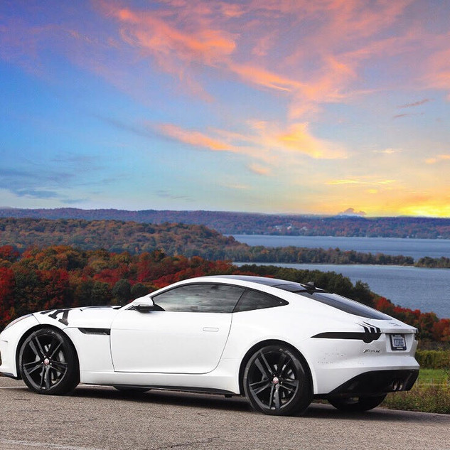 2017 F-Type  Anand Chandhan  Northville, MI  Photo taken in Traverse City, MI