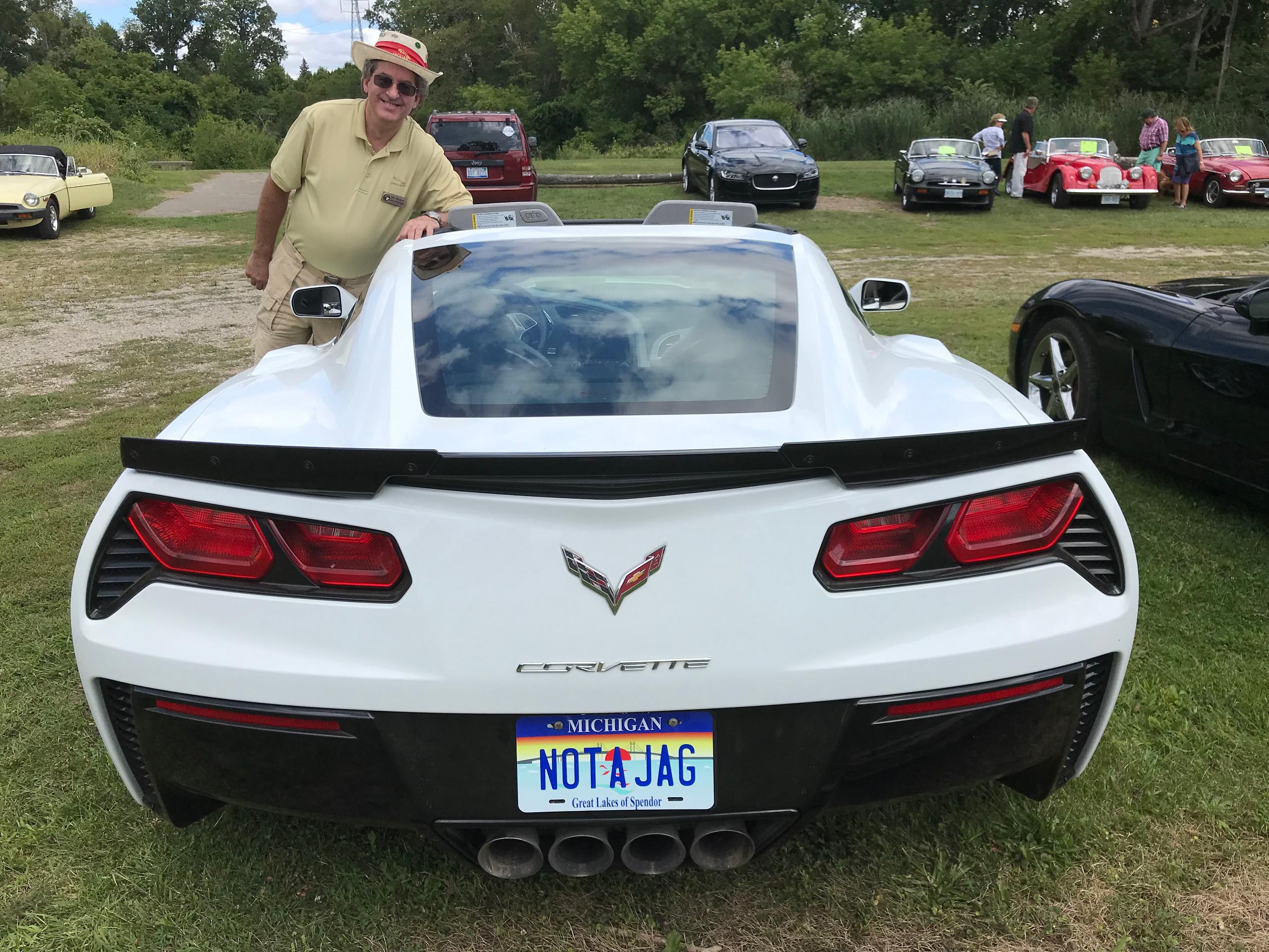 What! Not a Jaguar?