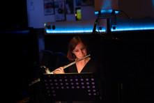 Lucia Pintérová počas koncertu Jana a ja