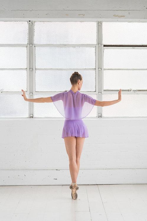Mesh Skirt #4222