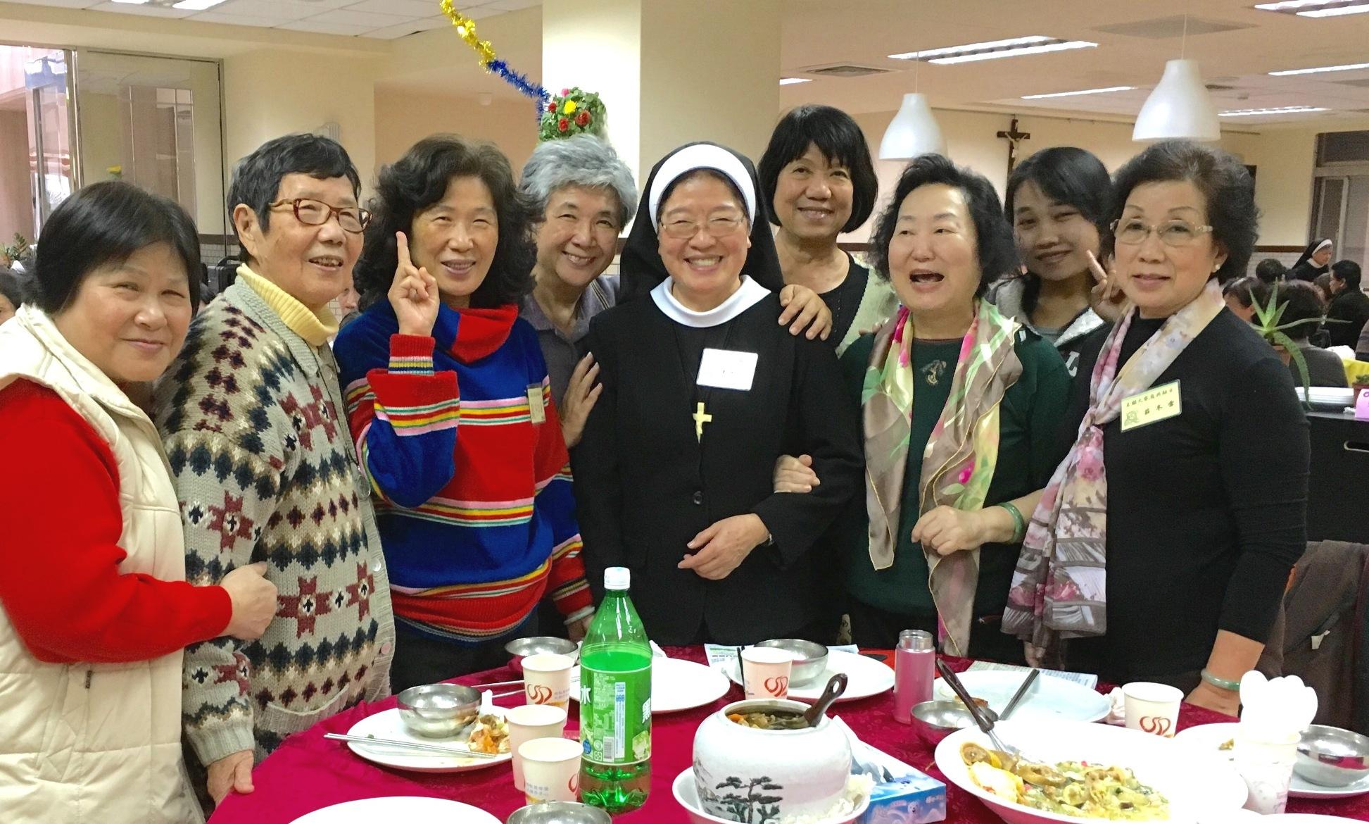 7-1修女招待來賓午餐共融