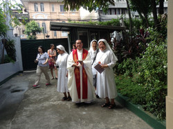 馬尼拉祝聖會院