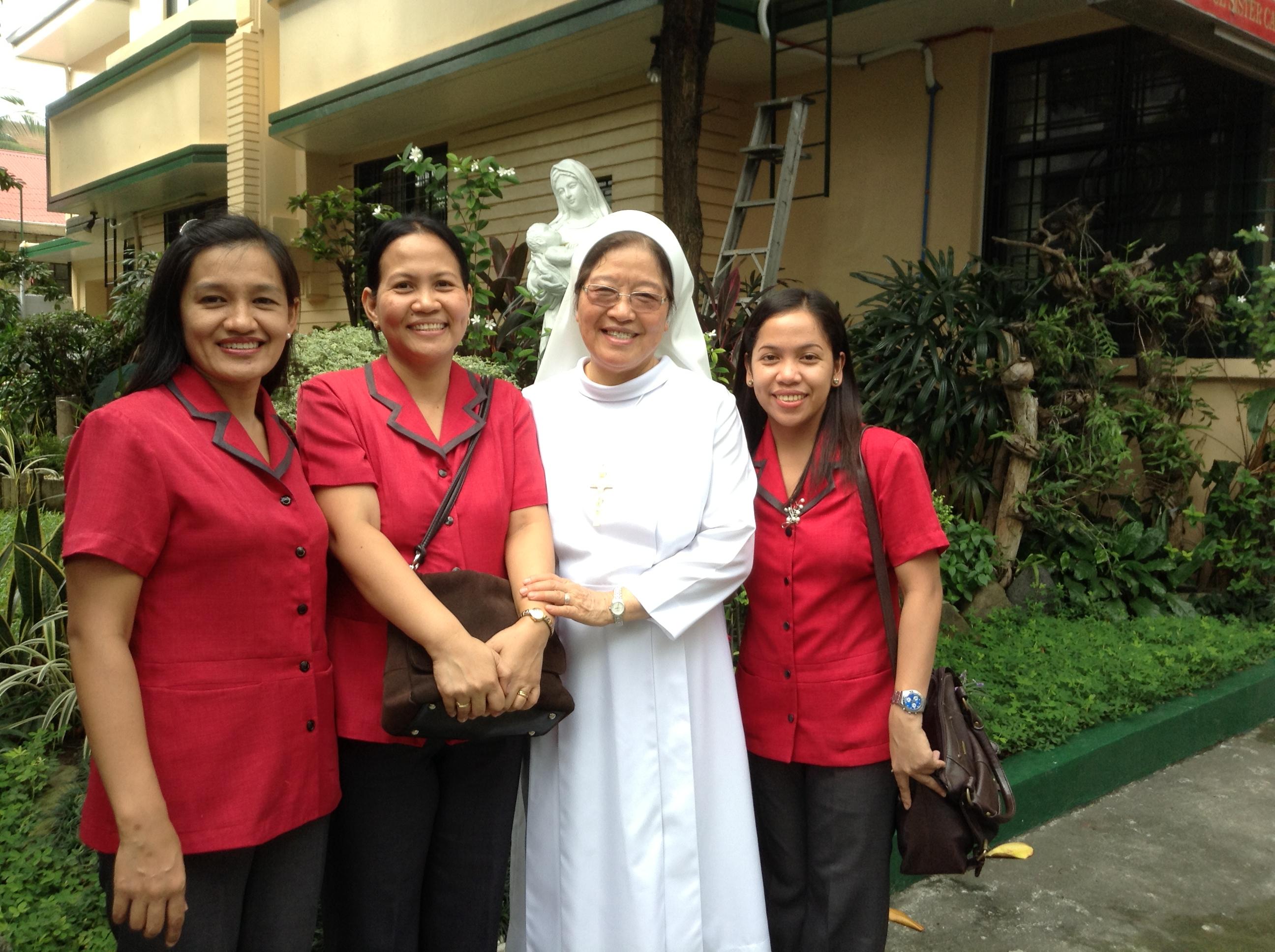 菲律賓馬尼拉會院