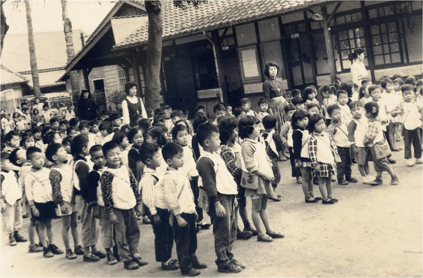 1954年嘉義市正義幼稚園