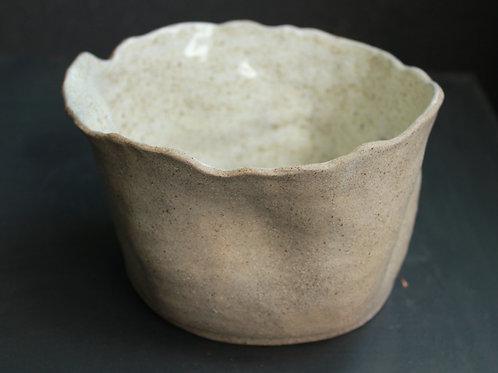 Crumpled pots