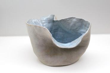 Crumpled Pot