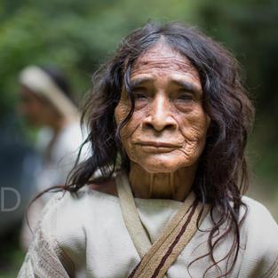 Mamo Luis - Portrait - Kogi