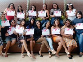 Mulheres abraçam qualificação em busca de oportunidades e mudança de vida