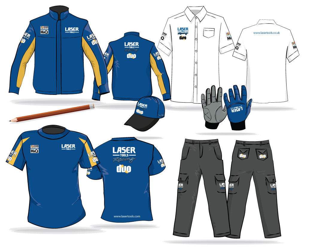 Racewear design