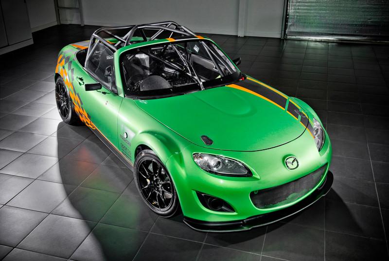 Mazda MX5 GT