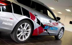 Mazda UK - Donington Park