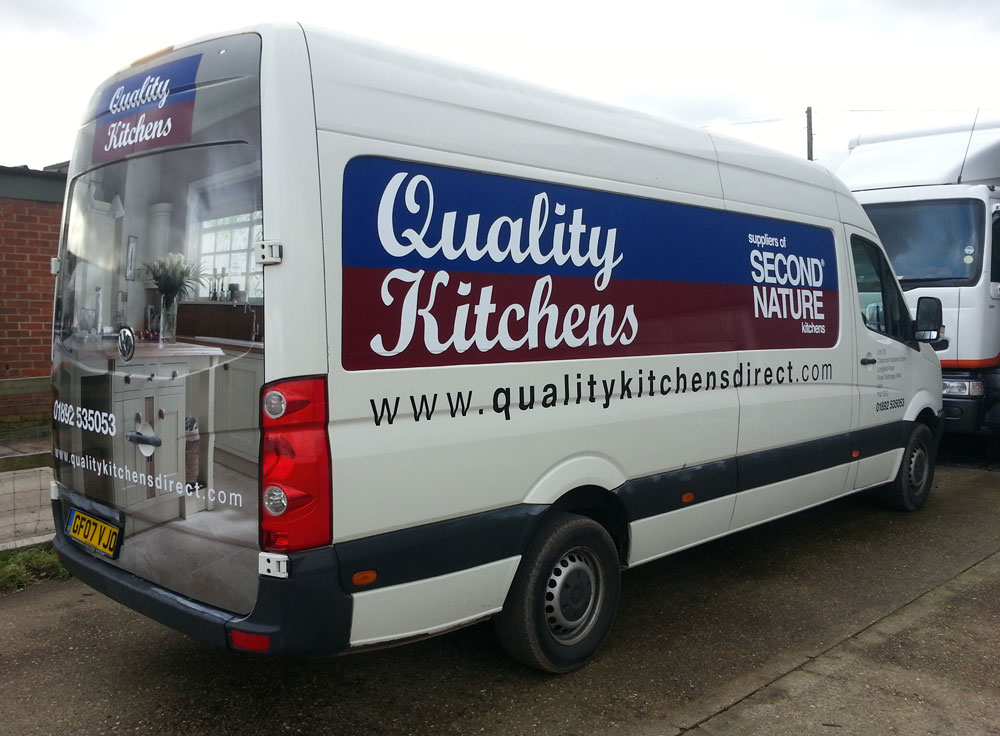Quality Kitchens livery