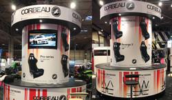 Corbeau Autosport 2020 Stand
