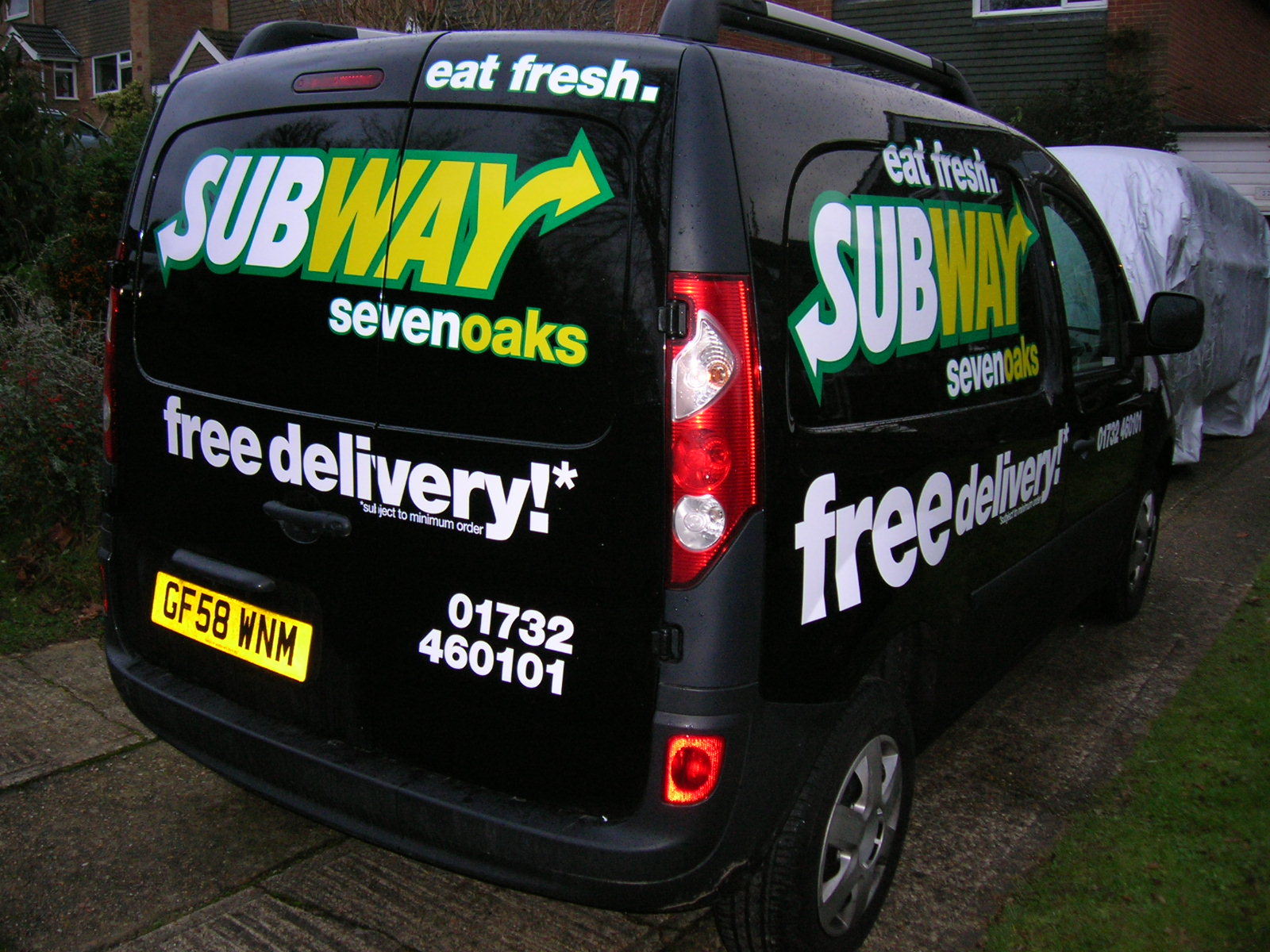Subway van