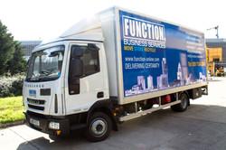 Eurocargo truck