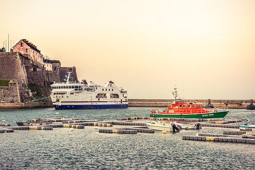 Port de palais