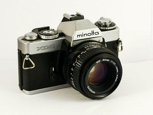 Minolta Xd5