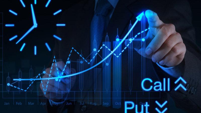 Торговля опционами на валютном и фондовом рынках