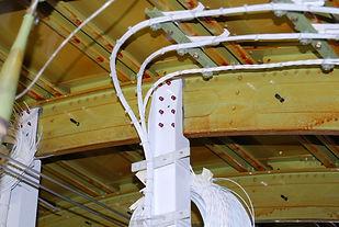 B747 Structural Converter Rack