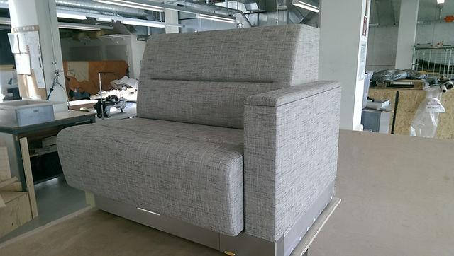 Two Place extendable Divan Bed
