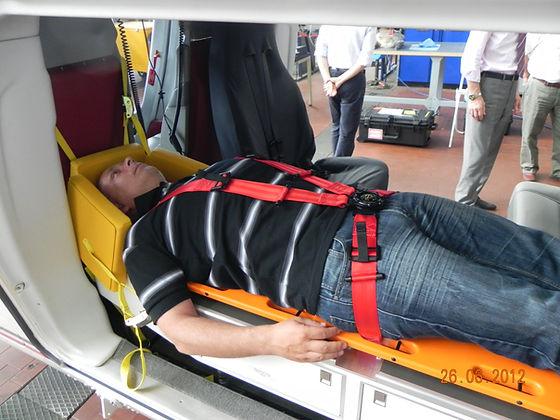 A109 Quick Change Patient Evacuation Kit