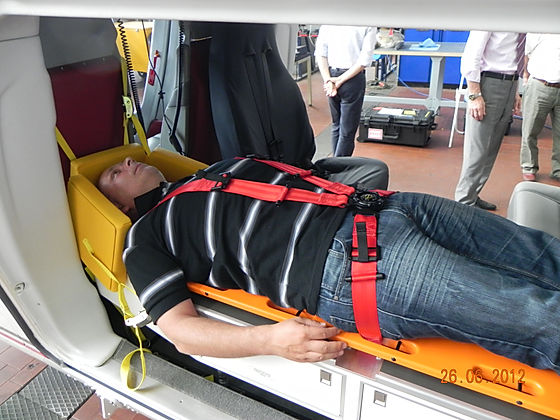 A109 Quick Change Patient Evacuation Kit