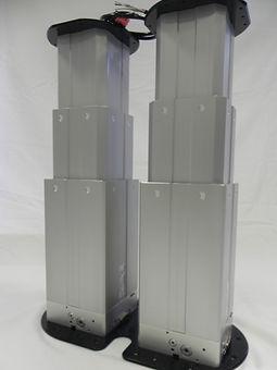 Dual Table Pedestal (DP)