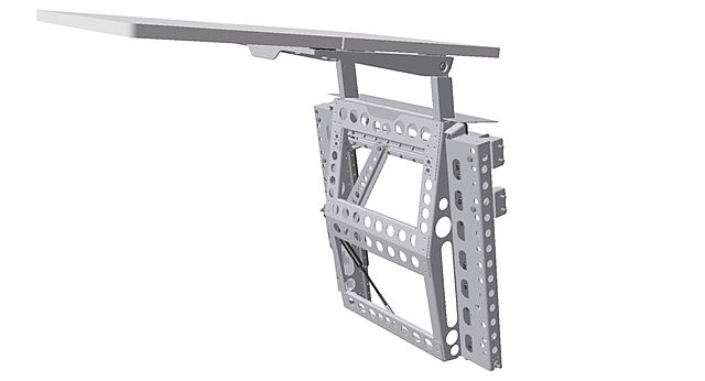 Pull Out Table (lateral Tracking)