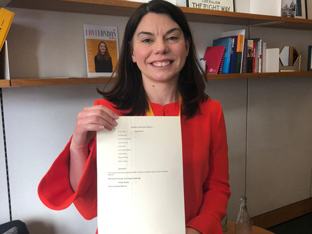 My bill to protect women seeking health care