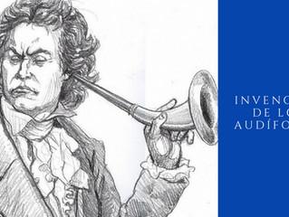 Invención de los Audífonos para sordos y sus tipos