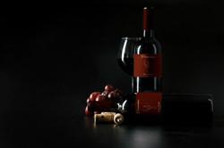Label wine
