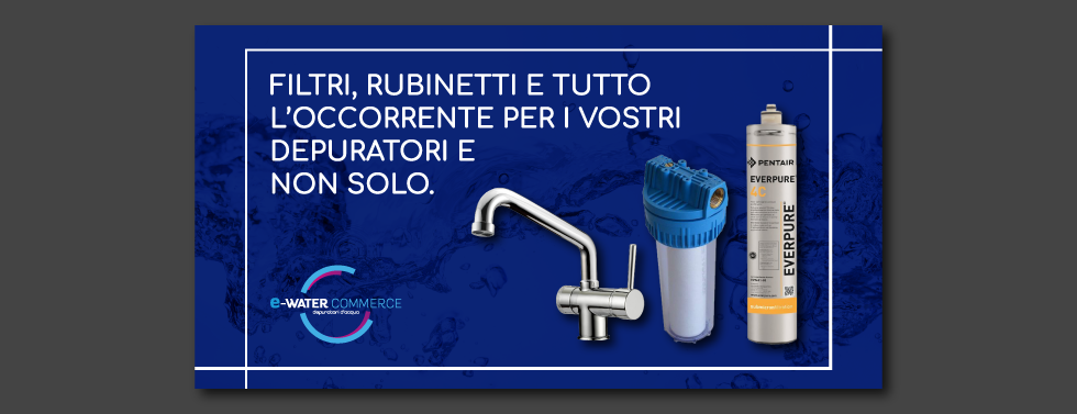 Banner sito e-Water Commerce