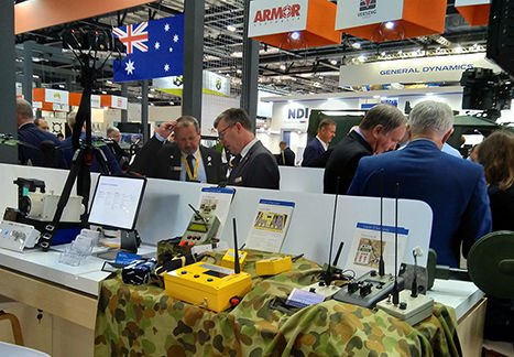 L3S products at DSEI 2019