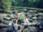Borneo adventure holiday