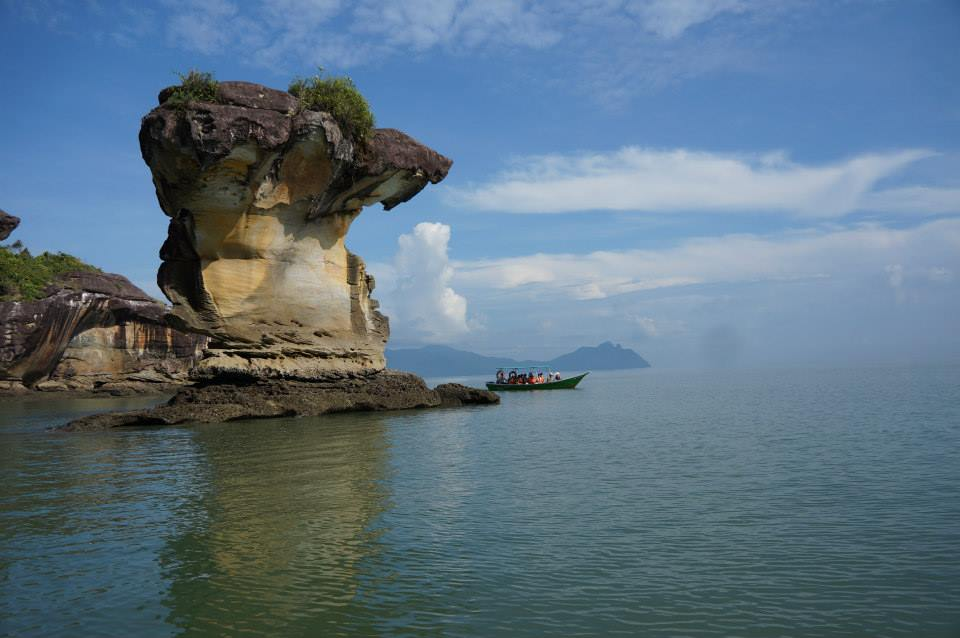 Cobra Rock, Bako National Park