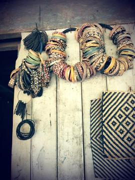 Handicrafts of Long Iman