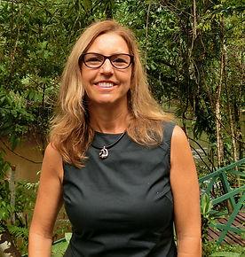 Alison Pritchard, founder Borneo Ethical Adventures