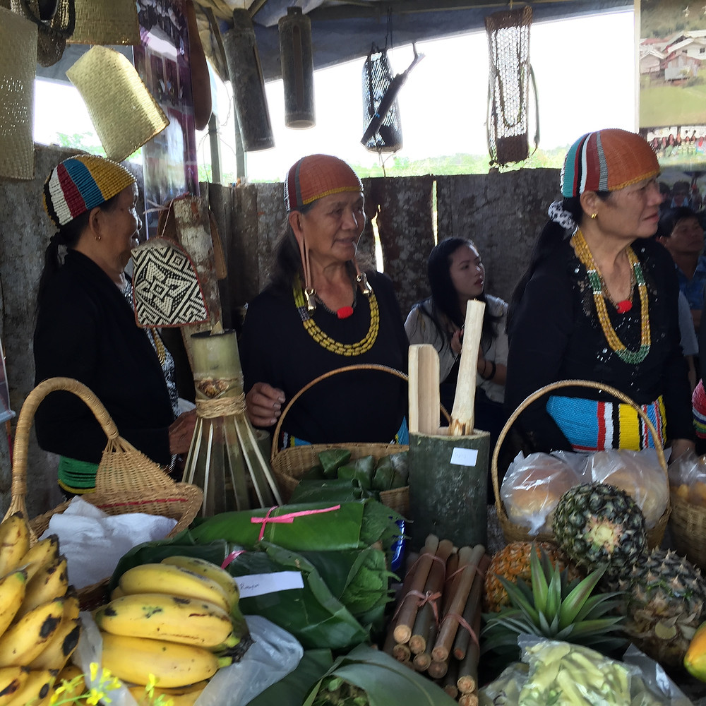 Bario Food and Culture Festival (Pesta Nukenen), Bario, Borneo