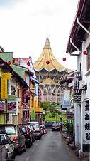 Borneo Ethical Adventures, Kuching City