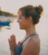 Fiona, Yoga Teacher on Tour