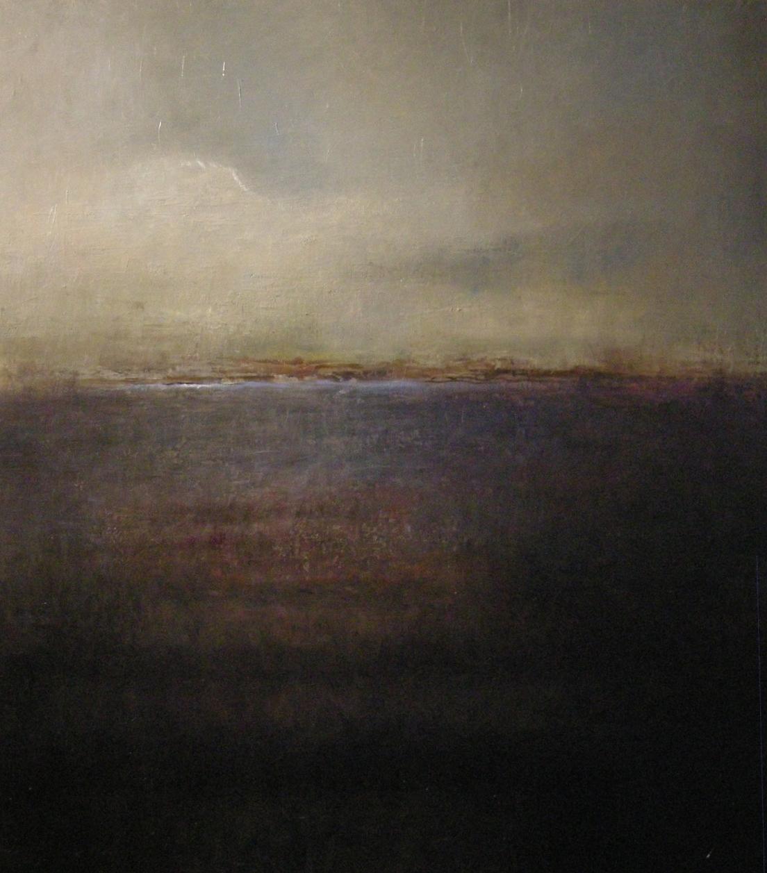 Landschap 90 x 80