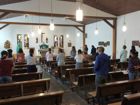 Erfurt, su comunidad y la búsqueda por la Eucaristia