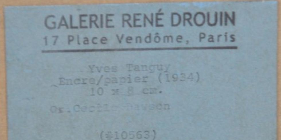 Love&Collect: #173 René Drouin & Yves Tanguy