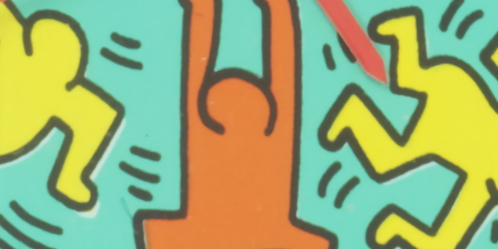 Love&Collect: #181 Keith Haring