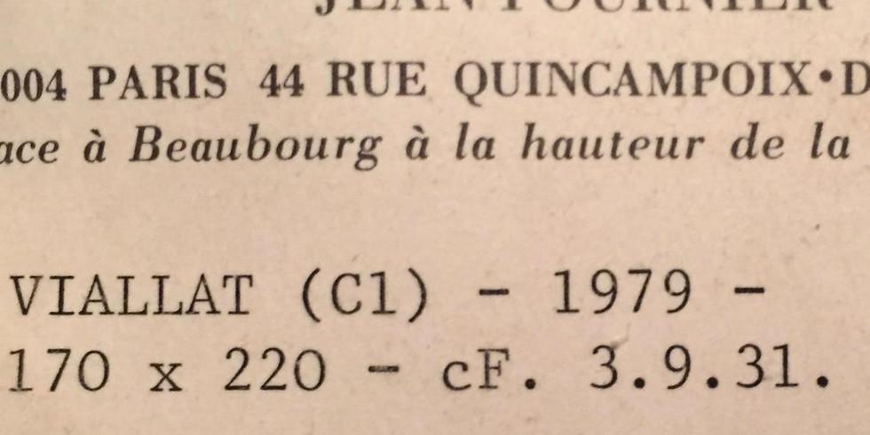 Love&Collect: #175 Jean Fournier & Claude Viallat