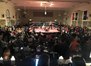 Xcite Wrestling and ECPW raise almost $3000 for the family of Brendan Fields
