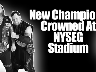 FOUR NEW CHAMPIONS CROWNED AT NYSEG STADIUM