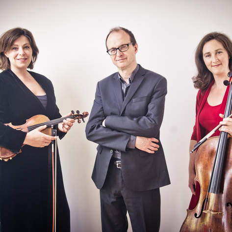 The Gould Piano Trio