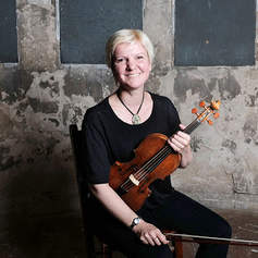 Catherine Martin, violin